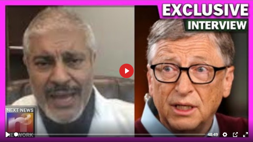 Exclusive: Dr. Rashid Buttar Blasts Gates, Fauci, Exposes Fake Pandemic Numbers As Economy Collaps..