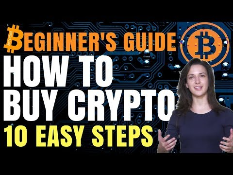 Beginner's Guide On How To Buy Crypto In 10 Easy Steps